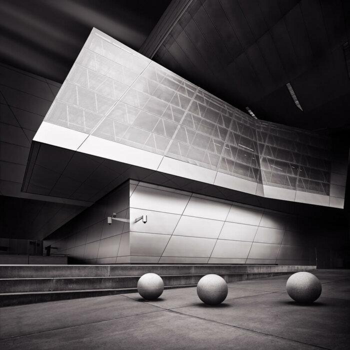 BMW Welt Muenchen Fine Art Fotografie