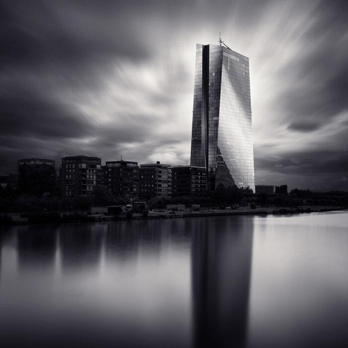 Goliath - EZB Bank Frankfurt Architecture Photography